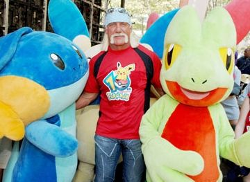 Hogan Pokémon source: tmz.com