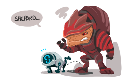 Wrex Urdnot (Mass Effect)