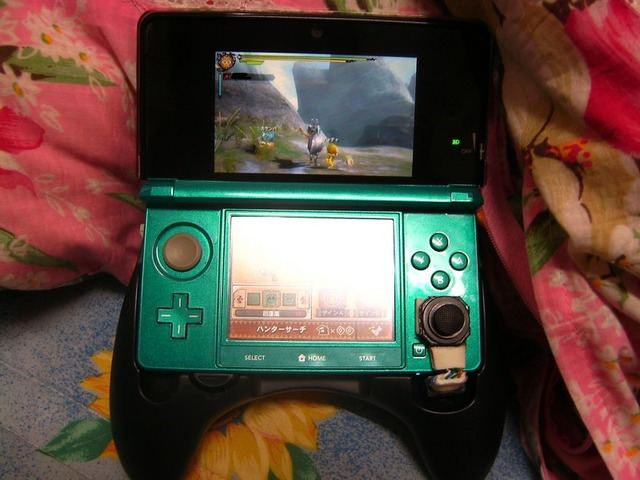 how to make a mod for 3ds